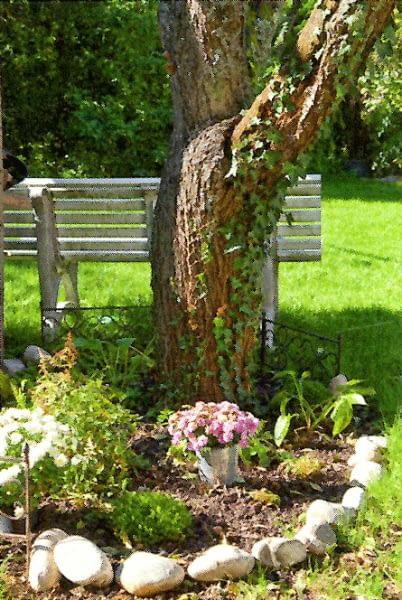 KOJE-Garten